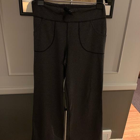 Lululemon still pants - regular- Heathered Coal